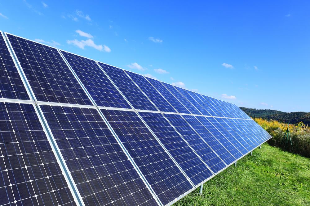 solar panels in San Francisco area